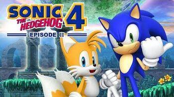 SEGA Forever - Sonic The Hedgehog 4 Episode II