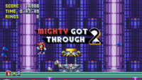 SonicMania MightyCapsuleBug
