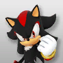 Sonic Generations (Shadow profile icon)