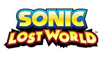 Sonic Lost World - Lava Mountain Zone 3
