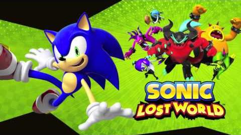 Sonic Lost World Music DesSert Ruins - Zone 3-0