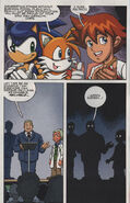 Sonic X issue 28 page 2