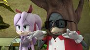 Staci and Tree Spy