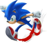Super Smash Bros Ultimate Sonic