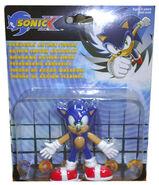 Bendy Sonic X Sonic