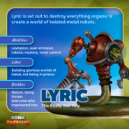 Lyric Profile