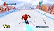 Mario Sonic Olympic Winter Games Gameplay 030