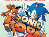 Sonic Boom Graphic Novels