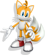 Sonic Channel 3DMILES