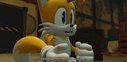 Sonic Forces cutscene 392