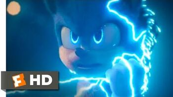 Sonic the Hedgehog (2020) - Super Sonic Scene (10 10) Movieclips