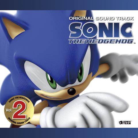 File:Sonic the Hedgehog Original Soundtrack Volume 2.png