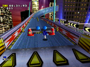 Speed Highway DC Sonic 10
