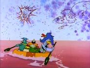 Submerged Sonic - hatethathedgehog