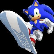 Winter Olympics Sonic 2