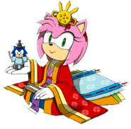 Amy Rose - Sonic Channel