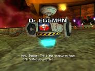 Dr. Eggman - Cryptic Castle