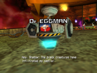 Dr. Eggman - Cryptic Castle