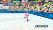 Mario Sonic Olympic Winter Games Gameplay 071