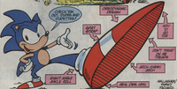 Sonic's Sneakers Pre-SGW