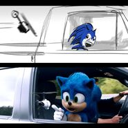 SonicMovie Storyboard HvD 08