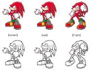 Sonic Battle Mood Koncept 3