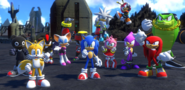Sonic Forces cutscene 382