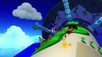 Sonic Lost World Now Available 30 US TV Commercial 1