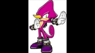 Sonic Party Wii U - Espio The Chameleon Voice