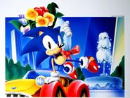 Sonic Screen Saver 4
