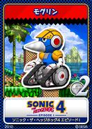 Sonic the Hedgehog 4 - 08 Burrobot