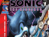 Archie Sonic the Hedgehog Issue 264