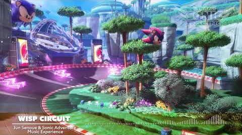 "Team Sonic Racing OST - ""Wisp Circuit"""