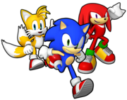 Team Sonic Runners 2
