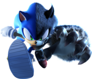 Unleashed Sonic art 3