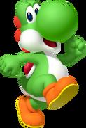 Yoshi - Mario Party 10