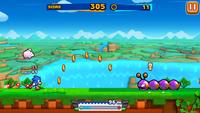 Caterkiller Runners gameplay