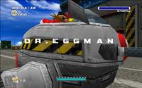Eggman SA2 Boss