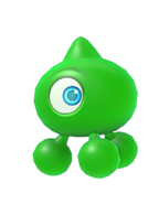 Green Wisp - Sonic Forces Artwork