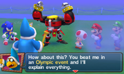 Mario Sonic London 3DS Story Mode 795