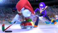 Mario Sonic Olympic Winter Games Opening 44