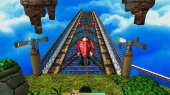 SADX Eggman in Tails' Windy Valley