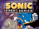 Sonic Saga Series Volume 5: Evil Reborn
