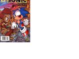 Archie Sonic the Hedgehog Issue 55