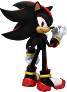 Shadow - Sonic Forces Artwork