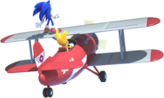 Sonic,Tails and Tornado