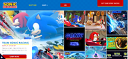 SonicTheHedgehogWebsite