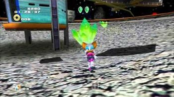Sonic Adventure 2 (PS3) Mad Space Mission 5 A Rank