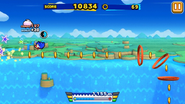 Sonic Runners screen 11