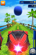 Bombs Sonic Dash
